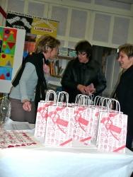 Témoignage : Des torchons créatifs pour notre marché de Noël