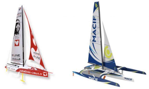 Les différents types de bateaux de course