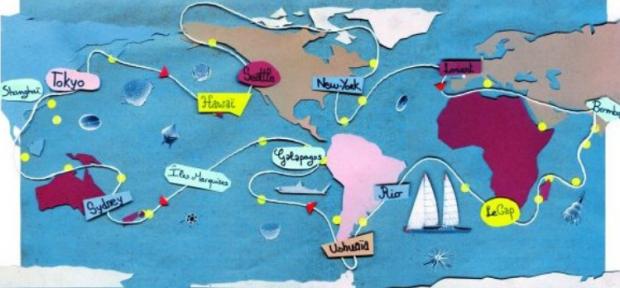 Tours du monde scientifiques et solidaires