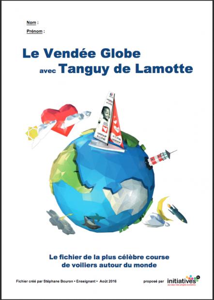 fichier pédagogique vendée globe