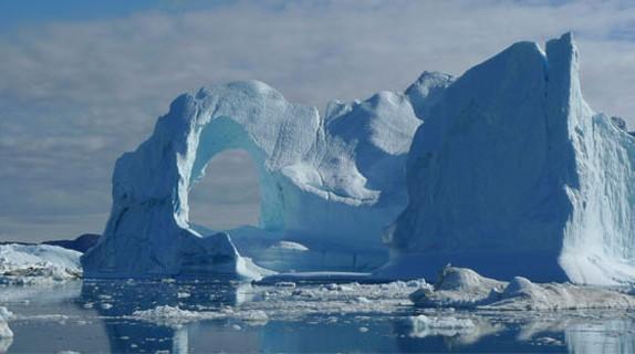 Expérience pour comprendre les icebergs