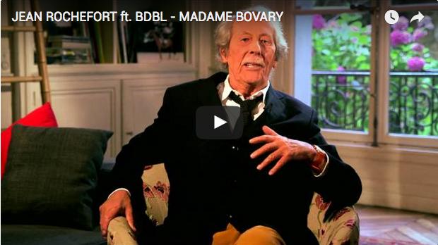 «Le Boloss des belles lettres» avec Jean Rochefort
