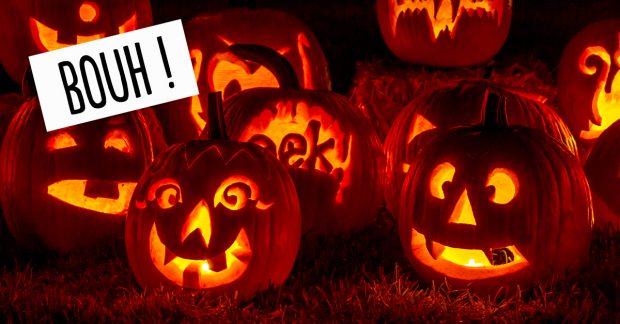 Pour une nuit d'Halloween redoutable : fabrique ta citrouille !