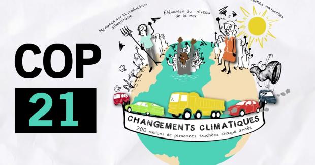 Changements climatiques : quels enjeux pour la COP 21 ?