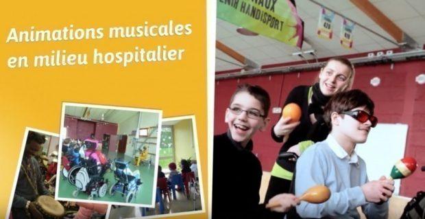 Pratiquer la musique en milieu hospitalier
