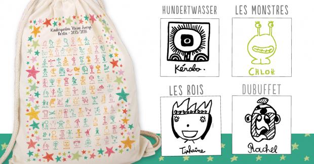 Les 15 thèmes de dessins les plus originaux pour illustrer les objets réalisés par les enfants
