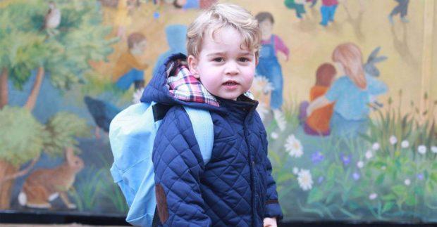 Le prince George entre à l'école Montessori, découvrez l'école du «Apprends-moi à faire seul» !