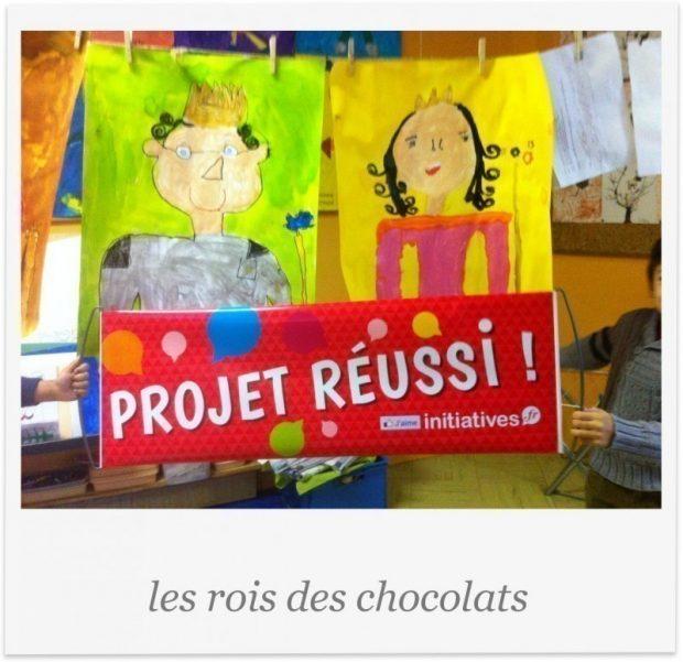 Projet Réussi ! l'école Anne Franck grand gagnant !