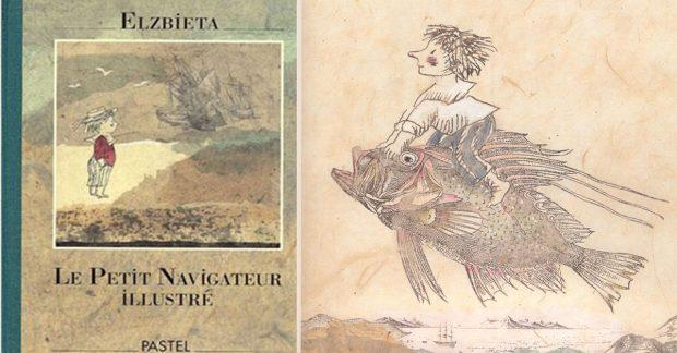 Le Petit Navigateur illustré – Elzbieta