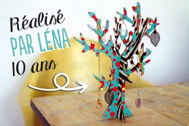 arbe à bijoux de Léna