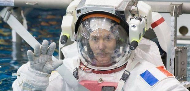 livret pédagogique espace ISS thomas pesquet