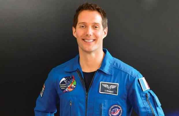 La mission de l'astronaute Thomas Pesquet