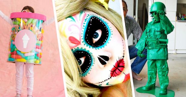 Halloween, les plus folles idées de déguisements pour les enfants !