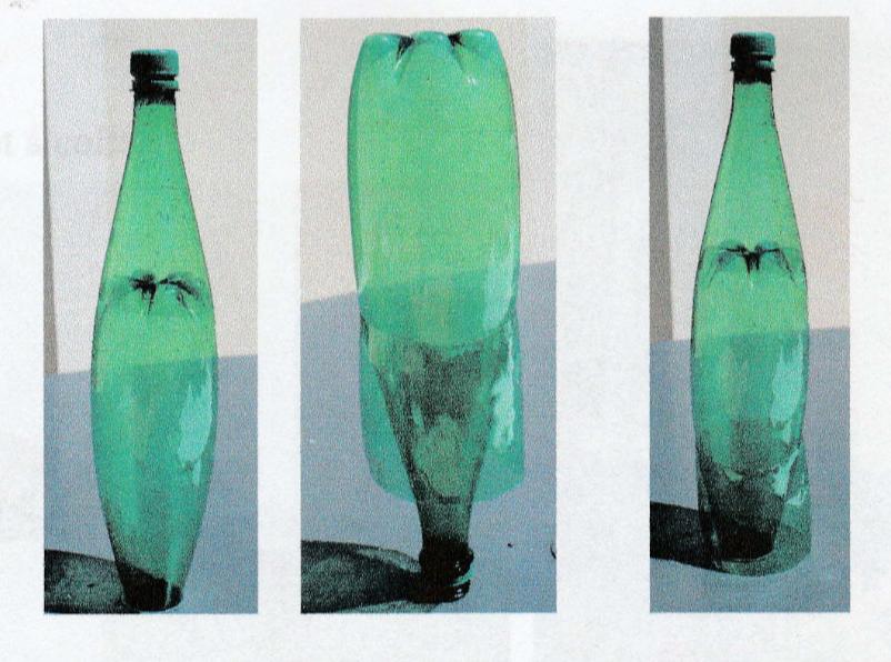 fabrication de la fusée à eau : étape 2