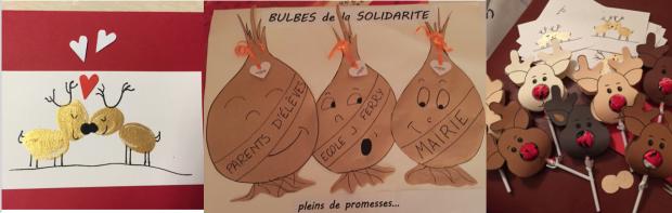 bulbes de la solidarité