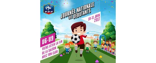 Football : La journée des débutants
