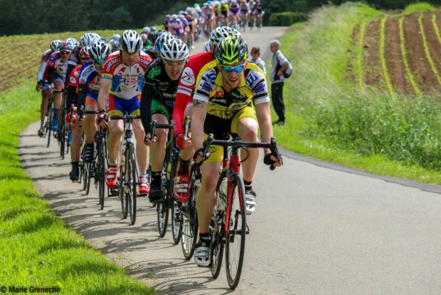 L'organisation d'une course cycliste, responsabilité et plaisir