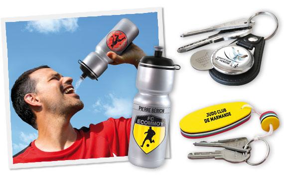 Pourquoi proposer des produits personnalisés dans votre club ?