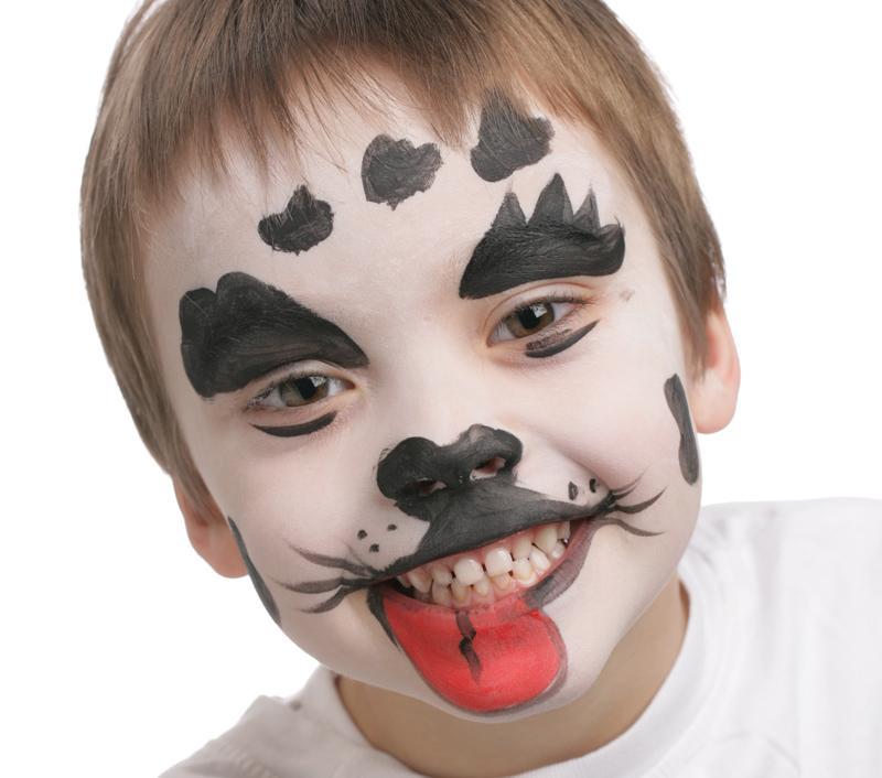 maquillage chien 3
