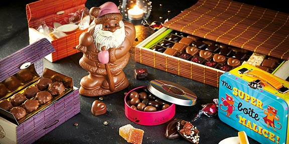 Organiser une vente de chocolats