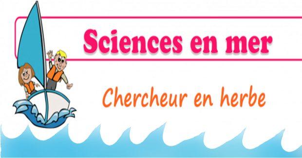 Cahier d'activités «Sciences en mer»
