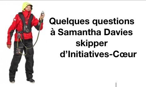 Qui est Samantha Davies ?