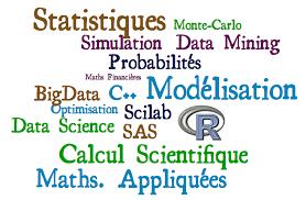 Études statistiques, calculs de moyennes et pourcentages…