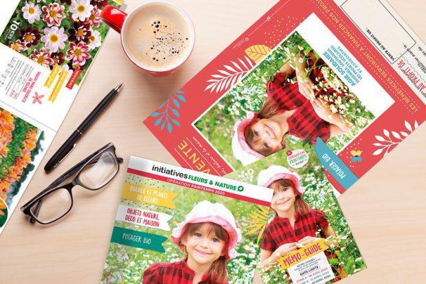 La nouvelle Boutique en ligne Initiatives Fleurs et Nature