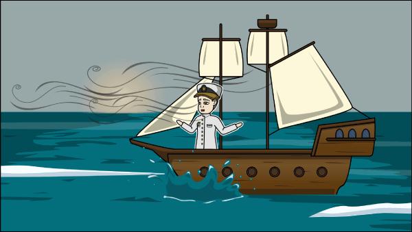 Sea Fever Poème anglais