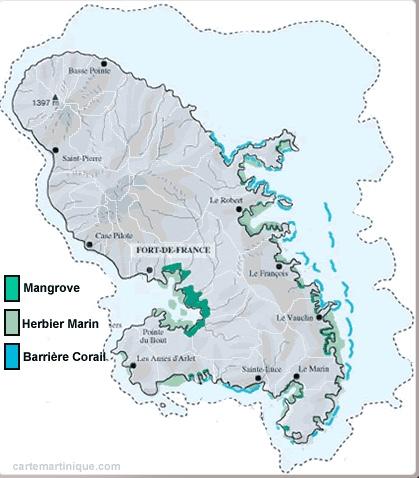 La Martinique biodiversité