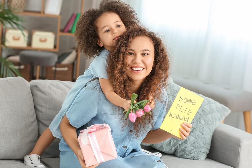 bricolage fête des mères