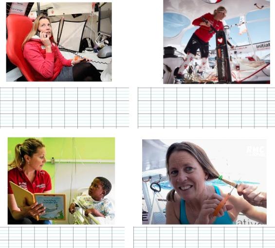 Description d'images en anglais avec Sama Davies et initiatives-cœur